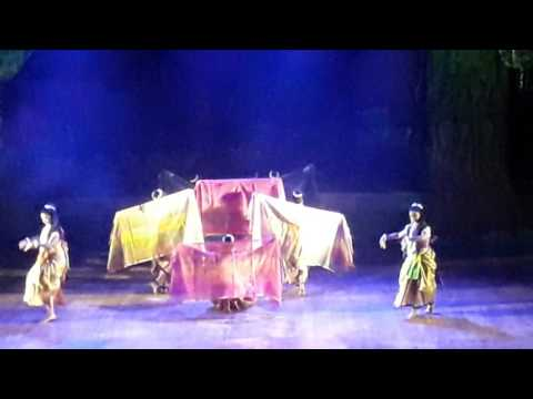 Shakuntala - dance drama by Bhabna