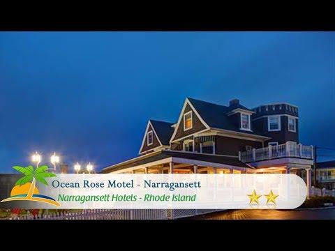 Ocean Rose Motel - Narragansett - Narragansett Hotels, Rhode Island