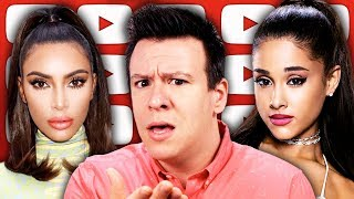 Why People Are Freaking Out About Ariana Grande, Marcus Hyde, Kim Kardashian, Facebook, & More