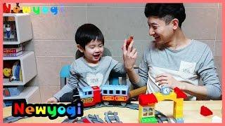 레고 듀플로 나의 첫 기차 세트 토이 장난감 놀이