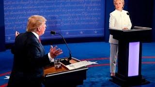 Заключительный раунд президентских теледебатов в США – с синхронным переводом на русский язык(Заключительный раунд теледебатов кандидатов в президенты – республиканца Дональда Трампа и демократа..., 2016-10-20T04:34:10.000Z)