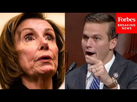 'Madam Speaker, You Are Not God!': Madison Cawthorn Decries Pelosi For Mask Mandate In Hou