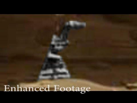 NEW UFO Video's!! Alien Mars Machine NASA...