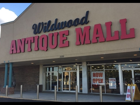 Visiting Wildwood Antique Mall of Lakeland