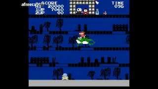 Ninja jajamaru frog 忍者じゃじゃ丸くん(NES)