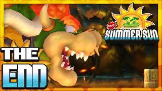 New Super Mario Bros. Summer Sun - World 8 (4 Player)