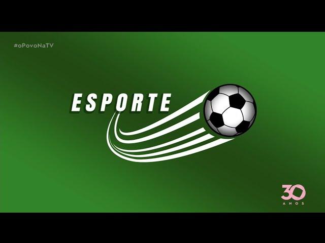 Hora de Esporte - 26 10 2021 - O Povo na TV