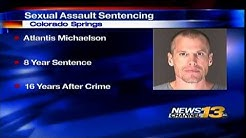 Man sentenced 16 years after sexual assault