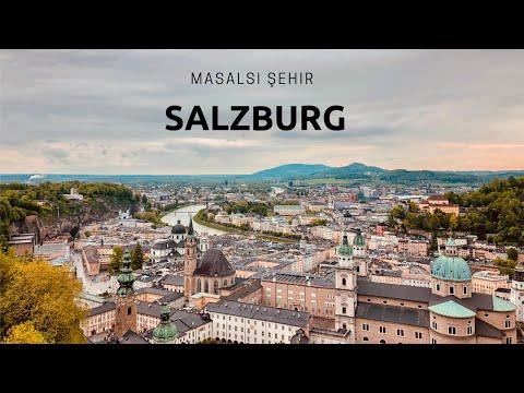 Mozart'ın Masalsı Şehri I SALZBURG