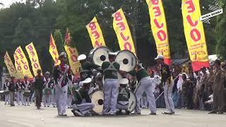 Atraksi Drum Band Banser Sorban Anyar - JATMAN 2019