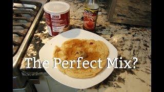 P28 Protein Pancake Mix Review & Taste Test