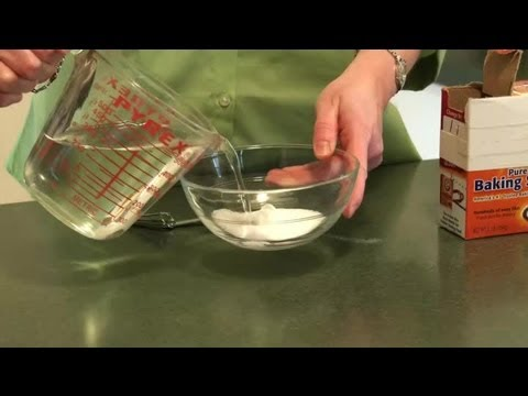 & How to Get Rid of Stale Fridge Smell : Cleaning the Kitchen - YouTube