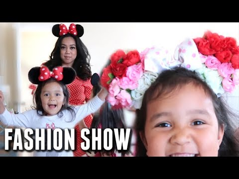 Disney Fashion Show! - itsjudyslife thumbnail