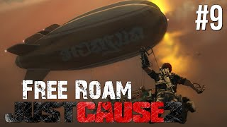 Just Cause 2 Free Roam Gameplay #9 - Mile High Massacre (Just Cause 3 Hype)