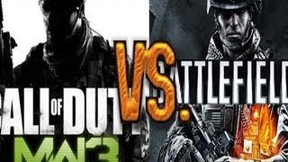 Call Of Duty VS. Battlefield VS Halo? Rap Battle