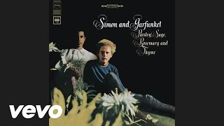 Simon & Garfunkel's official audio for 'Scarborough Fair/Canticle'....