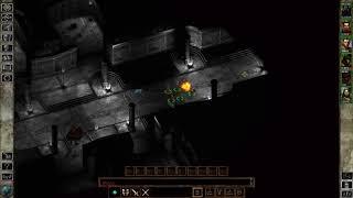 Icewind Dale gameplay #06 - Świątynia Zapomnianego Boga (PC)[HD](PL)
