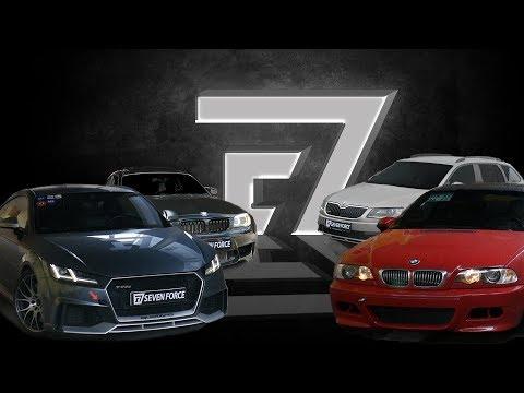 BMW М3 с двигателем V10 от M5 E60! Skoda для дачников? TTRS или BMW 135i?