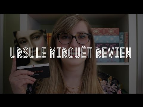 Ursule Mirouët By Honoré De Balzac   Review