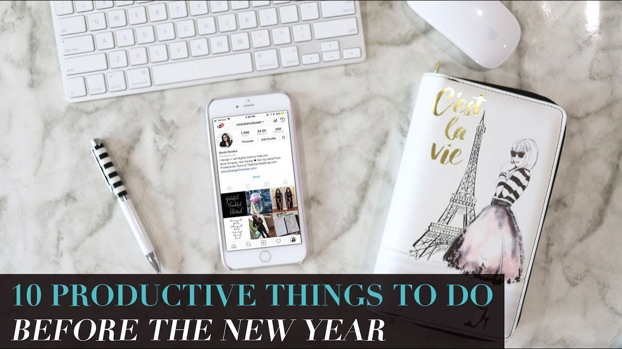 New Year Things To Do
