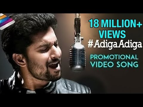 adiga-adiga-full-video-song-|-ninnu-kori-telugu-movie-songs-|-nani-|-nivetha-thomas-|-gopi-sundar