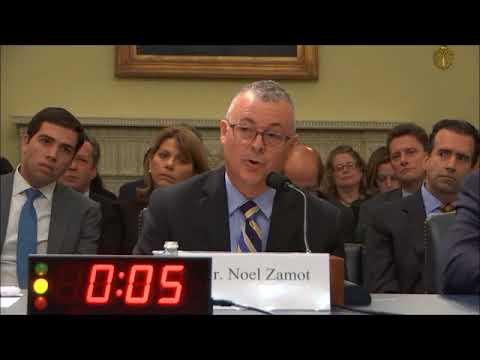 Questioning of Junta Representatives at Natural Resources Hearing 11/7/17