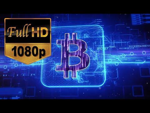 Bitcoin BG Video - Bitcoin Website Background Videos HD