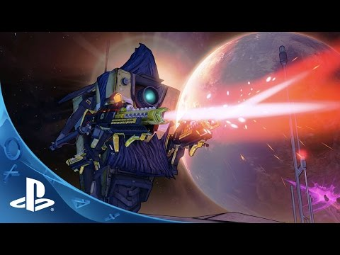 Borderlands: The Pre-Sequel Launch Trailer | PS3