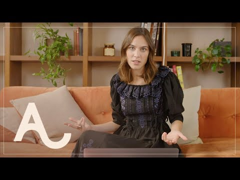 Alexa Chung Answers YOUR Questions   ALEXACHUNG
