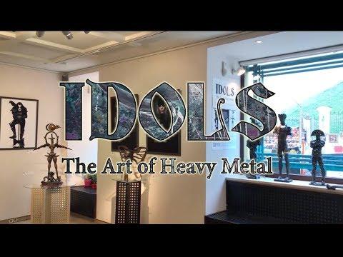 IDOLS | The Art of Heavy Metal (30.10 - 14.11.2018)