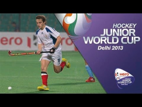 Argentina vs France - Men's Hero Hockey Junior World Cup India [08/12/2013]
