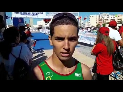 Grand Prix national de triathlon, étape de Dakhla : Les réactions de Nabil Kouzkouz et Amine Farih