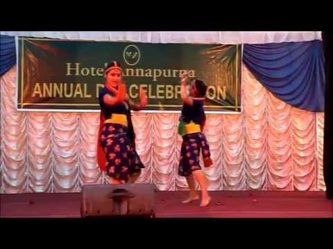 Dhaka topi dhoyera... Annapurna Annual Celebration 2014