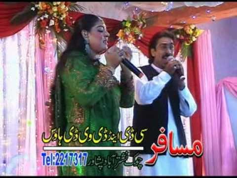 zaman zaheer and asma lata HQ urdu song stage show new 2010 song jis ka jawab nahin koi.DAT