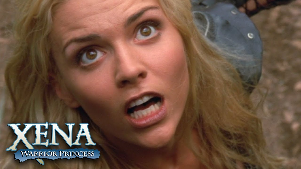Download Ares and Callisto Pledge Loyalty to Hope | Xena: Warrior Princess