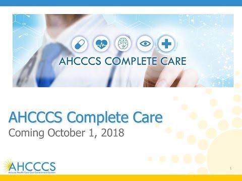 ACC Community Presentation