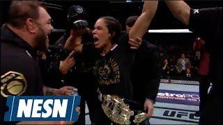 UFC 224: Amanda Nunes vs. Raquel Pennington preview