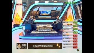 09-06-2017 Nifak ve Münafıklık – Mustafa İSLAMOĞLU - İftar Saati – Hilal TV