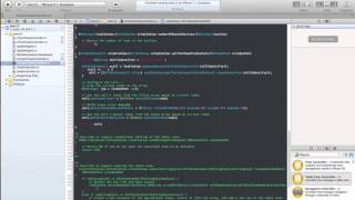OETC12 - iOS App Contact List