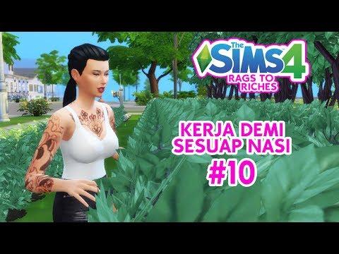 Casey Kerja Demi Sesuap Nasi - Rags To Riches Indonesia #10