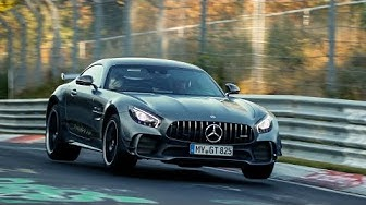 UNSTOPPABLE: 800+ hp RENNTECH AMG GT R
