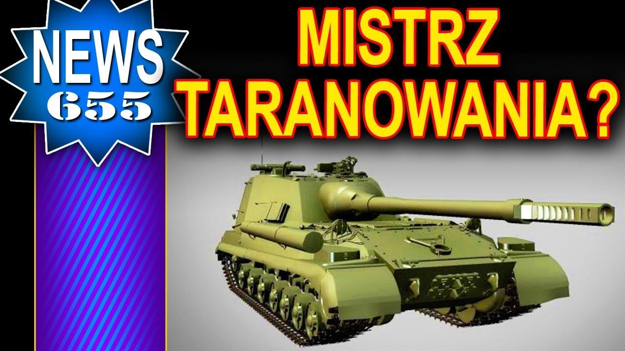 Nowy mistrz taranowania? – NEWS – World of Tanks