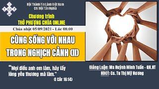 HTTL TÂN NGHĨA - Chương Trình Thờ Phượng Chúa - 05/09/2021