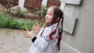 Gabriella dancing - Mulatto-No Panties