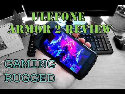 Ulefone Armor 2 Review(IP68, NFC, Helio P25, 6GB RAM) RUGGED GAMING PHONE FROM CHINA!