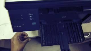 Hp Laserjet M1136mfp Error E3 100% Resolvendo