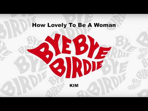 How Lovely To Be A Woman | Piano and Vocal Parts