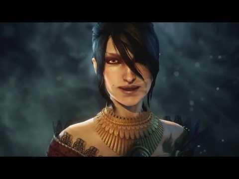 Claudia Black in Dragon Age Inquisition 2013 Trailer