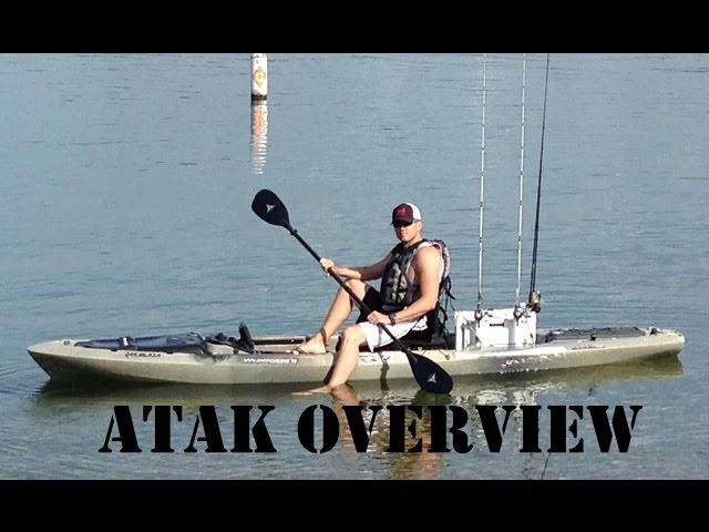 Wilderness Systems ATAK Overview