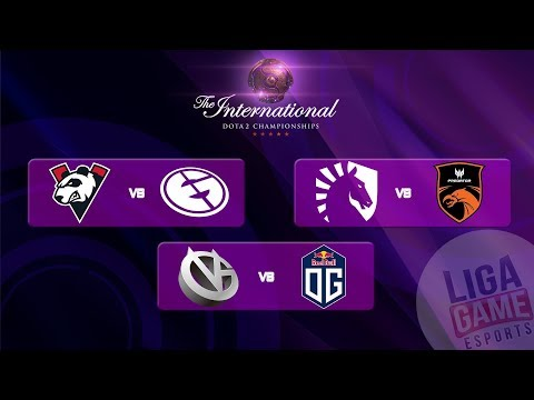 Vici Gaming VS OG- The International 9 | Group Stage Day 4